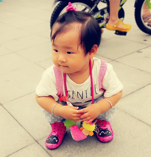 宝宝语言能力